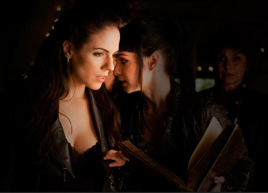 Bo and Kenzie from Lost Girl