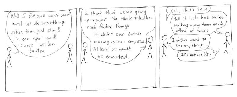 Relative perspective?